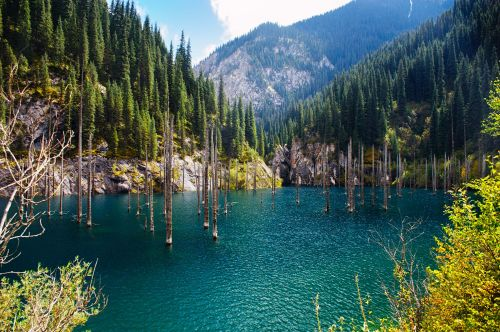 The greatest ecotourism experiences in Central Asia