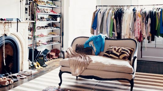 Here's the best way to declutter your wardrobe for Chinese New Year