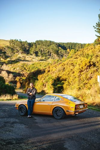 Meet the family who kept their 1970 Datsun 240Z in California for three generations