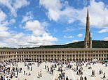 Italian Piazza? No. Halifax! Discovering the West Yorkshire town's incredible architecture