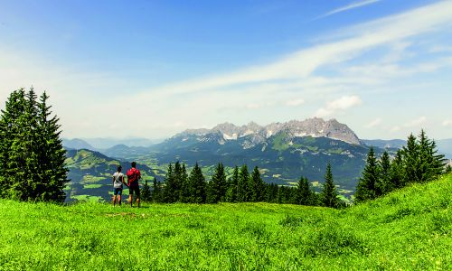 5 incredible paths to take in St. Johann in Tirol, Austria