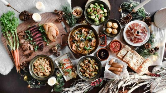 Where to feast this Christmas 2019