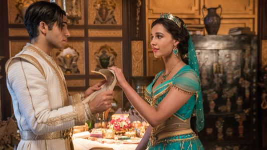The Costumes in the Live Action 'Aladdin' Include Authentic Middle Eastern References and Modern Day Streetwear Influences
