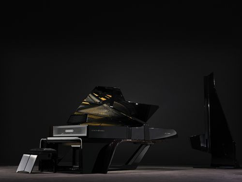 Architect Raul Renanda Designs His First-Ever Grand Acoustic Piano