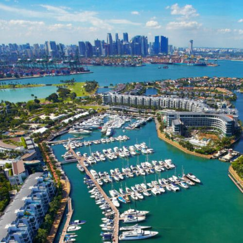Wealth Magnetism - A Boom Time for Singapore Realty Market