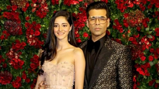 Ananya Panday reveals Karan Johar is her style icon: We were at an event and he wore four-inch heels