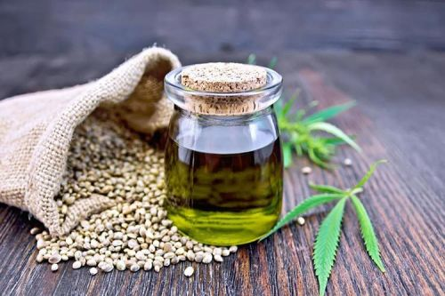 Hemp Oil - Why Is It Good For Your Hair?