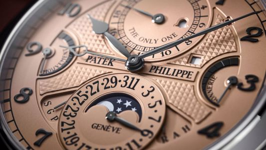Patek Philippe's Grandmaster Chime becomes the world's most expensive watch