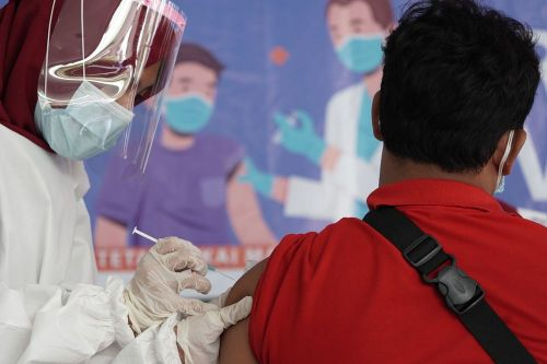 The Covid-19 vaccination race in southeast asia
