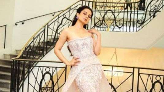 Kangana Ranaut reveals how she slayed Cannes 2019 fashion game. Watch unseen video