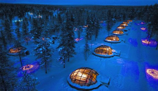 5 of the coolest ice hotels around the world to check in to
