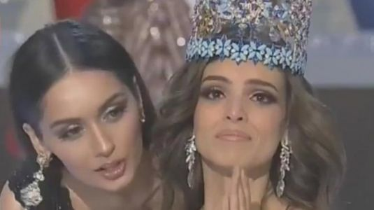 Who is Miss World 2018 Vanessa Ponce De Leon?