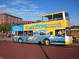 Just the ticket! Britain's best double-decker tours revealed