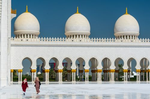 Best Places to Visit on an Abu Dhabi Tour