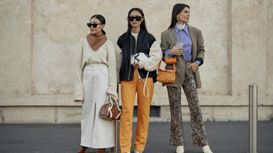 The Best Street Style Looks From Milan Fashion Week Fall 2020