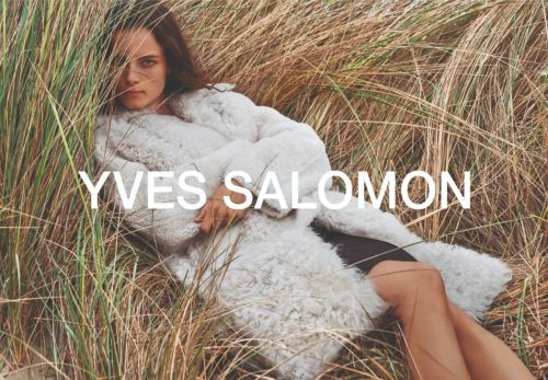Yves Salomon SAMPLE SALE, 12/11 - 12/15, Los Angeles