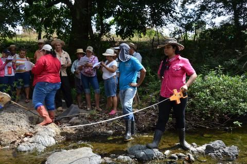 Building water-stress resilience in Panama
