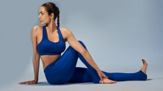 Malaika Arora's yoga asana of the week is Marichi's pose. Can you do it?