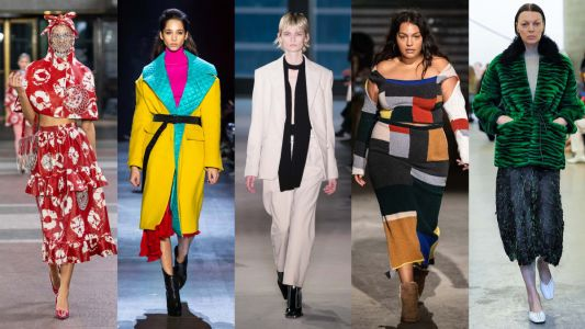 7 Top Trends From the New York Fall 2019 Runways