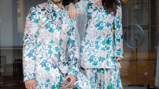 Payal Singhal's new print-packed menswear collection is perfect for the festivities