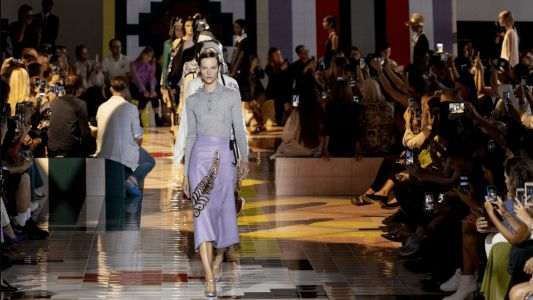 See Every Look From Prada's Spring 2020 Collection