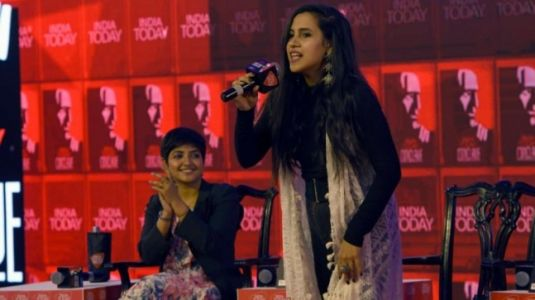 Nikhita Gandhi at India Today Conclave East: Best song of career was for film that was banned in India