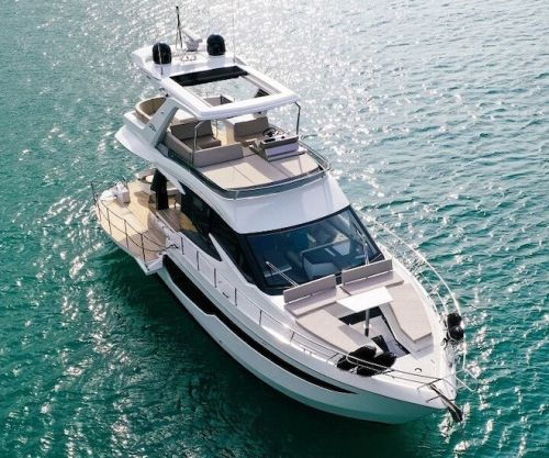 Singapore to Welcome First Galeon 500
