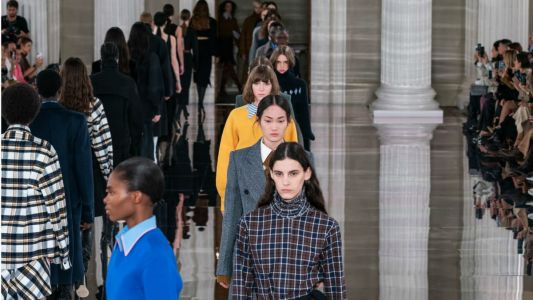 Victoria Beckham Does 'Gentle Rebellion' for Fall 2020