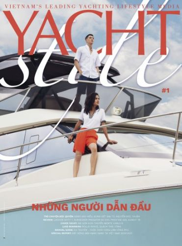 Yacht Style's Vietnamese edition promotes boating in fast-emerging market