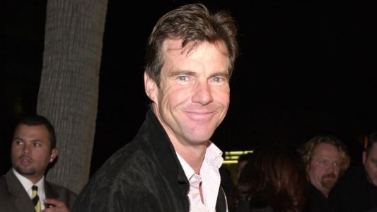 Great Outfits in Fashion History: Dennis Quaid Looking Like Our Favorite Napa Valley Dad in Suede