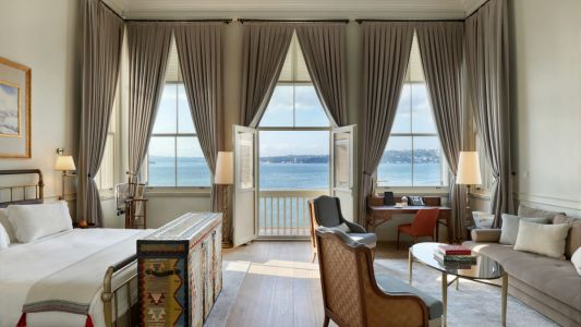Six Senses welcomes a new property along the Bosphorous Strait, Istanbul
