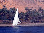 Africa's River Nile is 30MILLION years old and six times older than previously thought