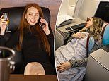 Qantas hides first class seats as $20 'cabin in the clouds' on Airbnb