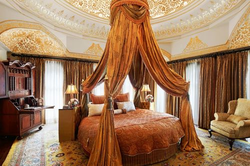 Why is it expensive: The Rs 12 lakh Sukh Niwas suite at Rambagh Palace, Jaipur