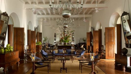 Check in: Amangalla, where heritage becomes home in the Galle Fort