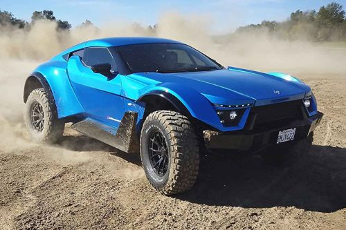 The Laffite G-Tec X-Road is The World's First All Terrain Supercar
