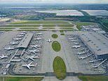 Heathrow Airport is being 'repurposed' to keep vital medical supplies flowing into the country