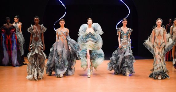 Paris has cancelled its Couture and Men's Fashion Weeks