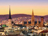Vienna named the world's most liveable city knocking out Melbourne