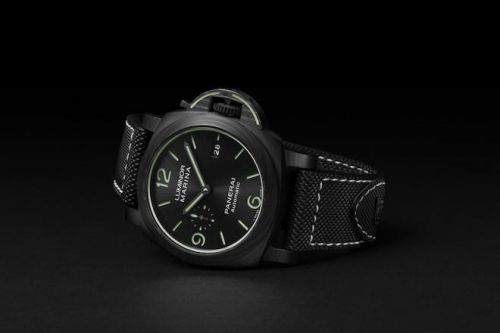 Panerai celebrates '70 Years Of Luminor' with a new Luminor Marina collection