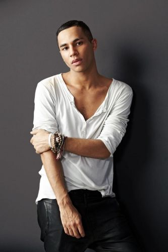 Icons of Style Olivier Rousteing