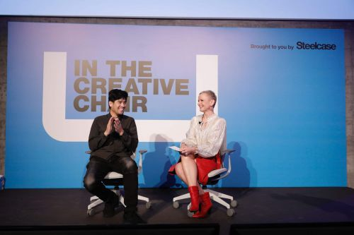 """Steelcase reinvigorates the art and design community with talk series """"In the Creative Chair"""""""