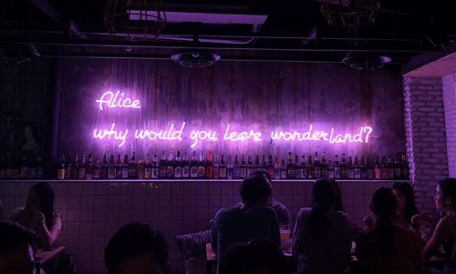 It's Lit: 9 neon bars in Bangkok that will light up your 'gram game