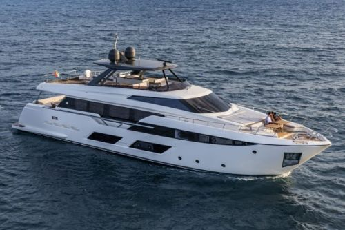 Ferretti Yachts 920 Delivered to Hong Kong; Second Sold To Asia-Pacific