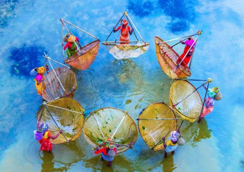 The 9 best photos of people from Wanderlust Travel Photo of the Year 2019