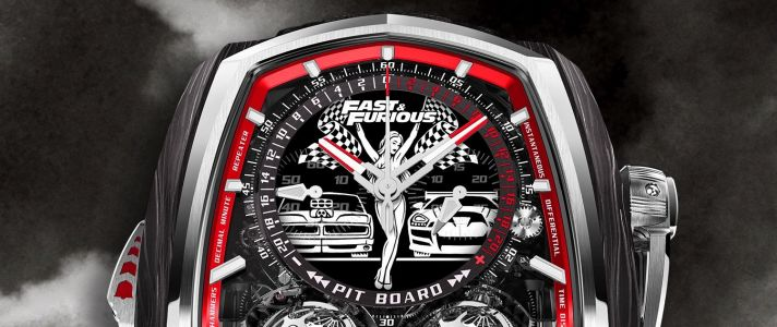 """Jacob & Co to Release Limited-Edition """"Fast & Furious"""